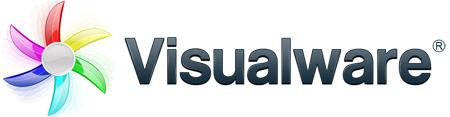 visualware logo